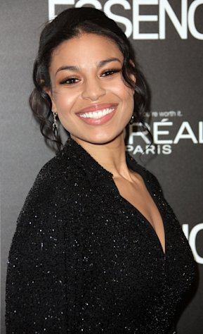 Jordin Sparks attends the 5th Annual ESSENCE Black Women in Hollywood Luncheon in Beverly Hills on February 23, 2012  -- Getty Images