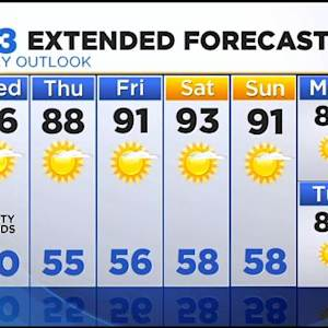 Noon Forecast - 10/1/14