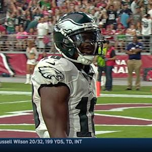 Week 8: Philadelphia Eagles wide receiver Jeremy Maclin highlights