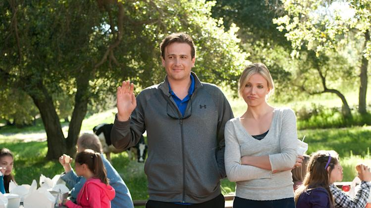 Bad Teacher Columbia Pictures 2011 Jason Segel Cameron Diaz