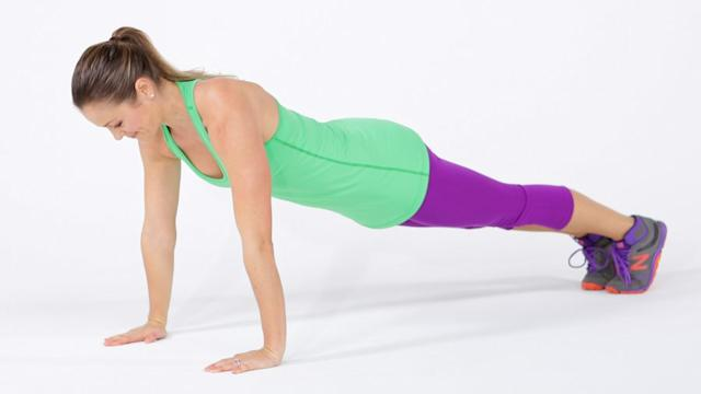 This Workout Is Only 8 Minutes But It's Intense: Total-Body Tabata