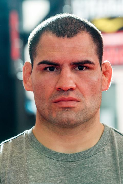 Cain Velasquez Media Workout