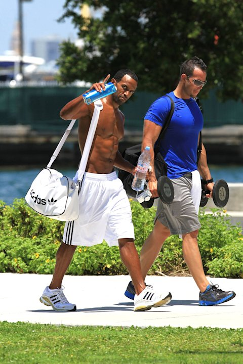 Craig David endures an intense workout on the beach in MiamiMiami, Florida - 27.05.12**Available for publication in the US. Not for publication in the rest of the world**Mandatory Credit: Kadena Press