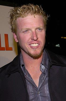 Jake Busey at the LA premiere of MGM's Walking Tall
