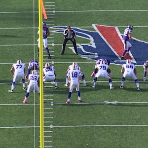 Mayock's Slant: Kyle Orton spearheads comeback vs. Vikings