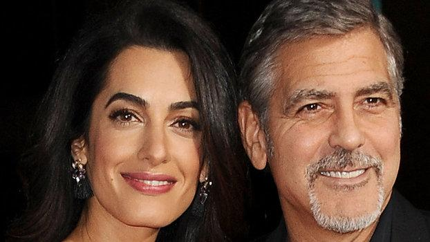 All in a Day's Work: Amal Clooney Honored for Human Rights Work, Looks Fabulous