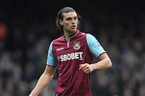 West Ham to send Carroll to the USA in a bid to cure heel injury