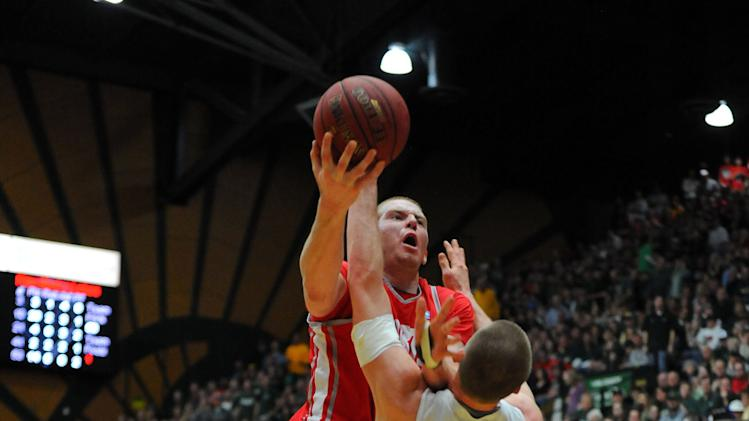 NCAA Basketball: New Mexico at Colorado State