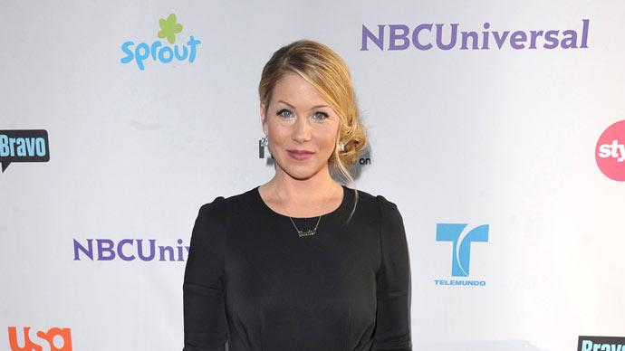"Christina Applegate of ""Up All Night"" attends the NBC Universal Summer TCA 2011 All-Star Party at the SLS Hotel on August 1, 2011 in Los Angeles, California."