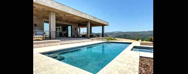 Inside Bruce Jenner's secluded mountaintop home