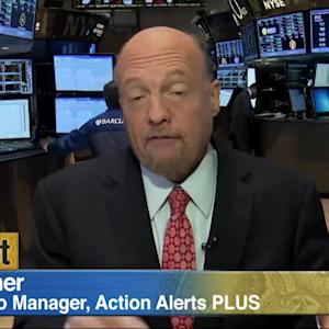 Jim Cramer Says Take Advantage of the Selloff Alibaba is Causing