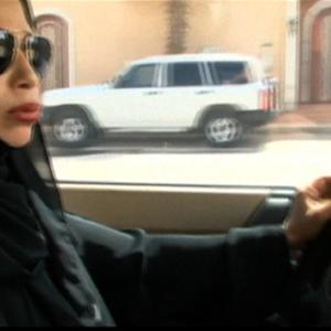 Saudi women protest gov't driving ban