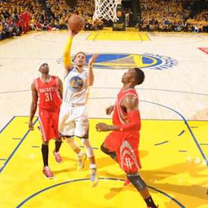 Warriors vs. Rockets Game 5