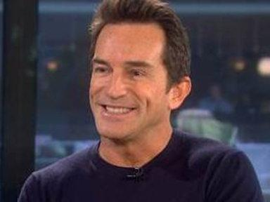 Jeff Probst Talks 'Survivor'-inspired Book Series
