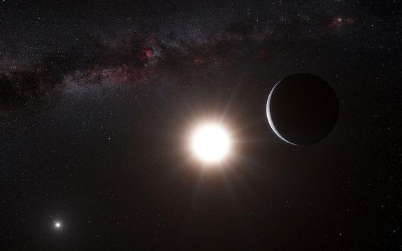 New Contest Seeks Name for Nearest Alien Planet