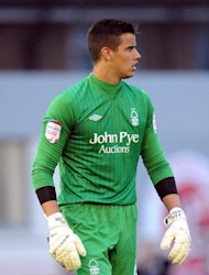 Karl Darlow could make his Walsall debut against Preston