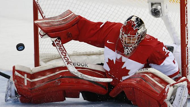 Canada beats US 3-2 in Olympic women's hockey