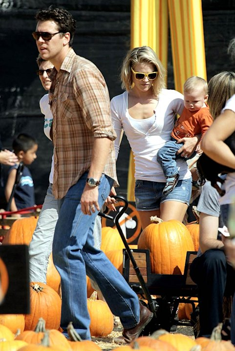 Ali Larter Family Mr Bones