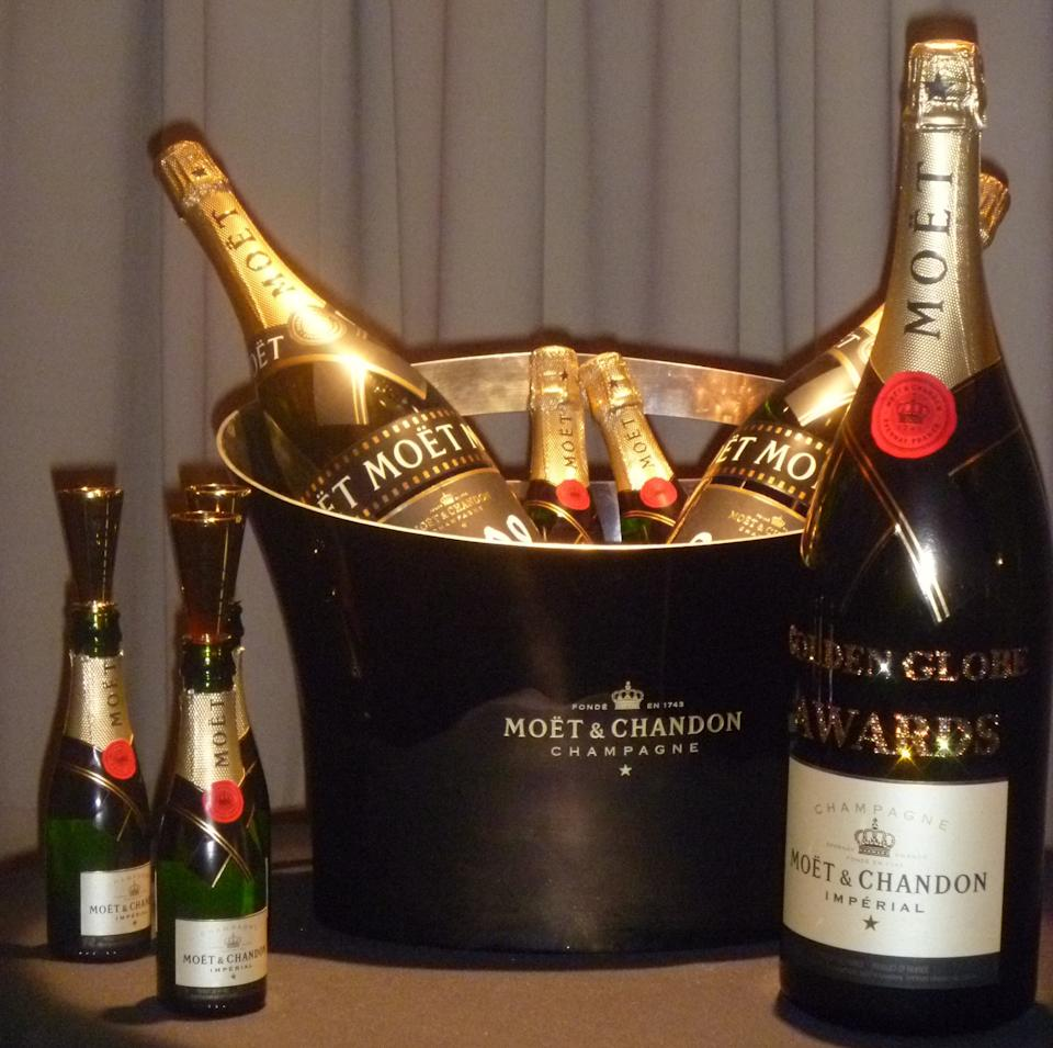 Golden Globes Party Week 2013: Brace For a Champagne Tsunami