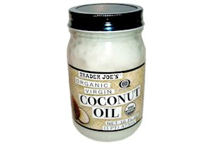 (This one's my favorite: Trader Joe's Organic Virgin Coconut Oil, $13.99, amazon.com.)