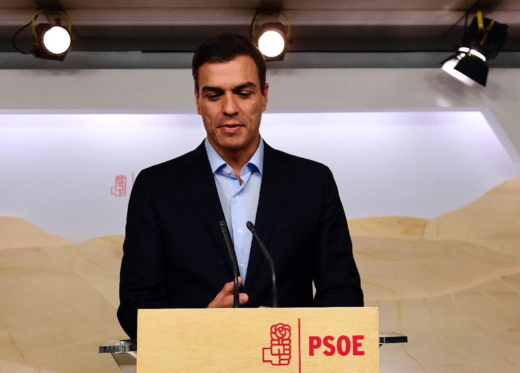 Spain's Socialists under pressure to allow conservative to form government