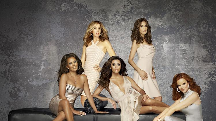 "The cast of ""Desperate Housewives."""