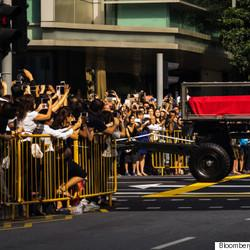 Thousands Pay Respects As Singapore's Founding Father Lies In State