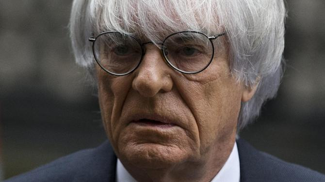 Ecclestone: No clash between F1, NASCAR in Texas