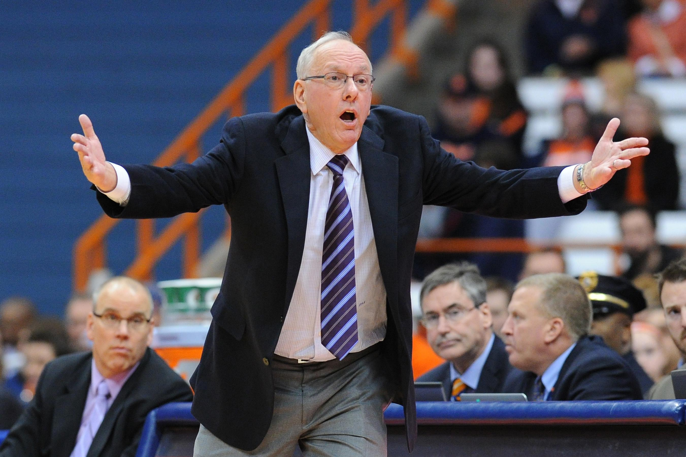 Best quotes from Jim Boeheim's blunt assessment of his team
