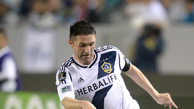 MLS: Champions League-Monterrey at Los Angeles Galaxy