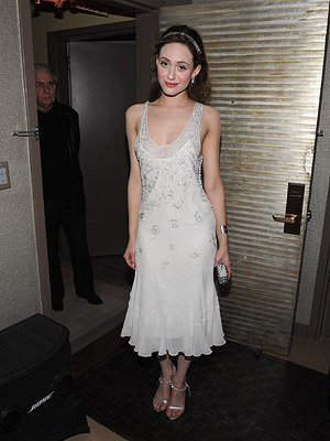 Emmy Rossum at the New York premiere of Magnolia Pictures' The Life Before Her Eyes