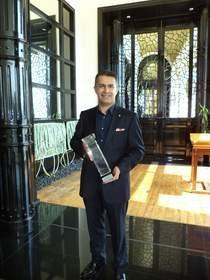 Renaissance Mumbai Convention Centre Hotel Named 2012 'Best Convention Hotel'