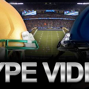 Notre Dame vs Syracuse Hype Video