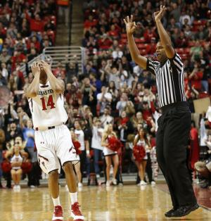 Texas Tech upends No. 12 Baylor, 82-72