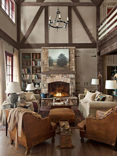Create a Rustic Room