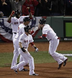 Red Sox win WS title, beat Cardinals 6-1 in Game 6