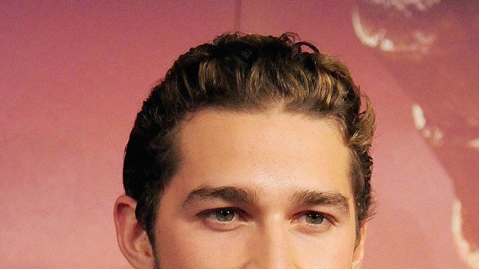 Transformers Revenge of the Fallen Tokyo Press Conference 2009 Shia LaBeouf