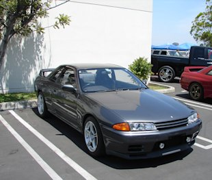 Nissan's R32 Skyline GT-R. (photo: igloowhite / Flickr)