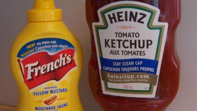 Heinz and French's Are Embroiled in a Ketchup and Mustard War