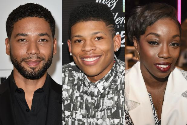 'Empire's' Jussie Smollett and Bryshere 'Yazz' Gray to Perform With Estelle at Billboard Music Awards
