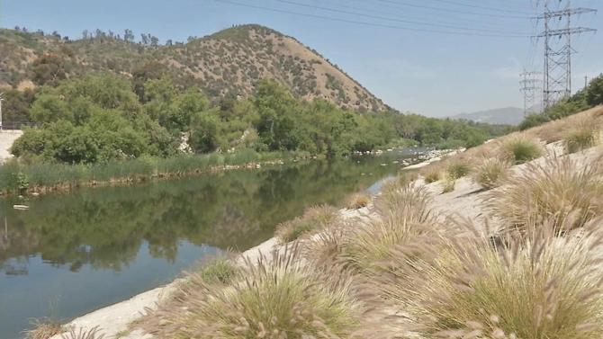 Stretch of LA River opens for recreation on Memorial Day