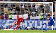 Penalty Hoodoo: England Crash Out Of Euro 2012