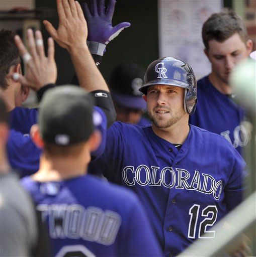 Rockies rally for 4-3 victory over Cubs