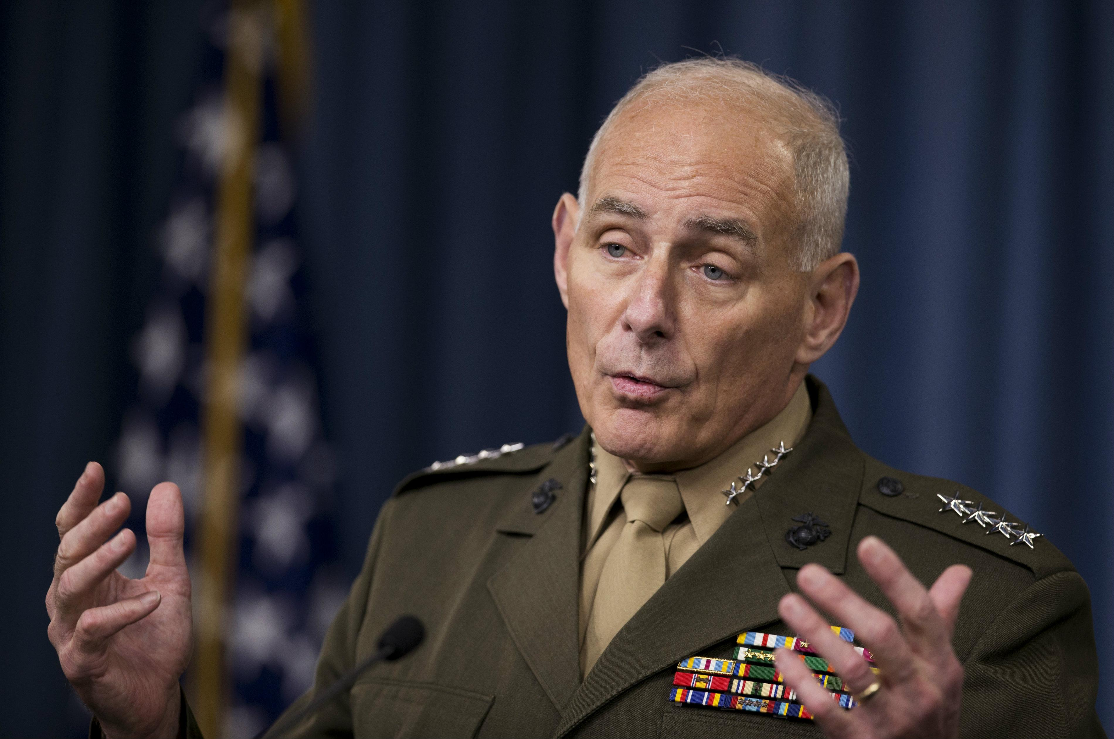 5 Things to Know About Gen. John Kelly