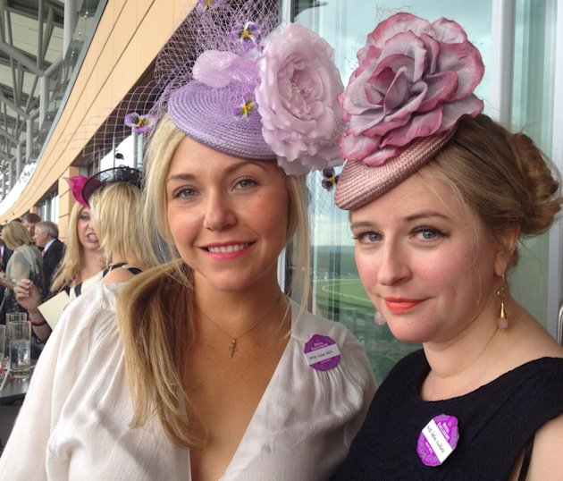 Jane Taylor Hats At Ascot 2012