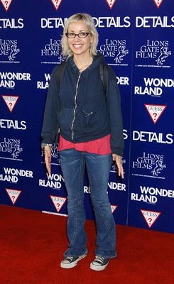 Premiere: Janeane Garofalo at the LA premiere of Lions Gate's Wonderland - 9/24/2003