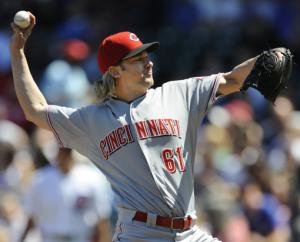 Arroyo helps Reds sweep Cubs with 5-0 victory