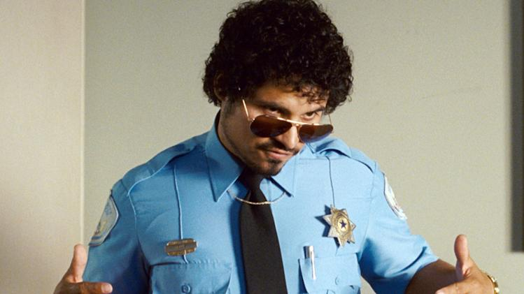 Michael Pena Observe and Report Production Stills Warner Bros. 2009