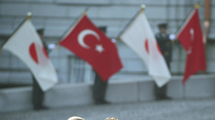 Japan, Turkey plan talks on economic partnership