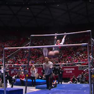 Recap: No. 7 Utah women's gymnastics powers past No. 20 Arizona